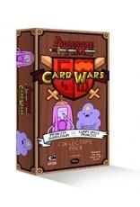 Adventure Time Card Wars: Princess Bubblegum VS Lumpy Space Princess Collector's Pack #3