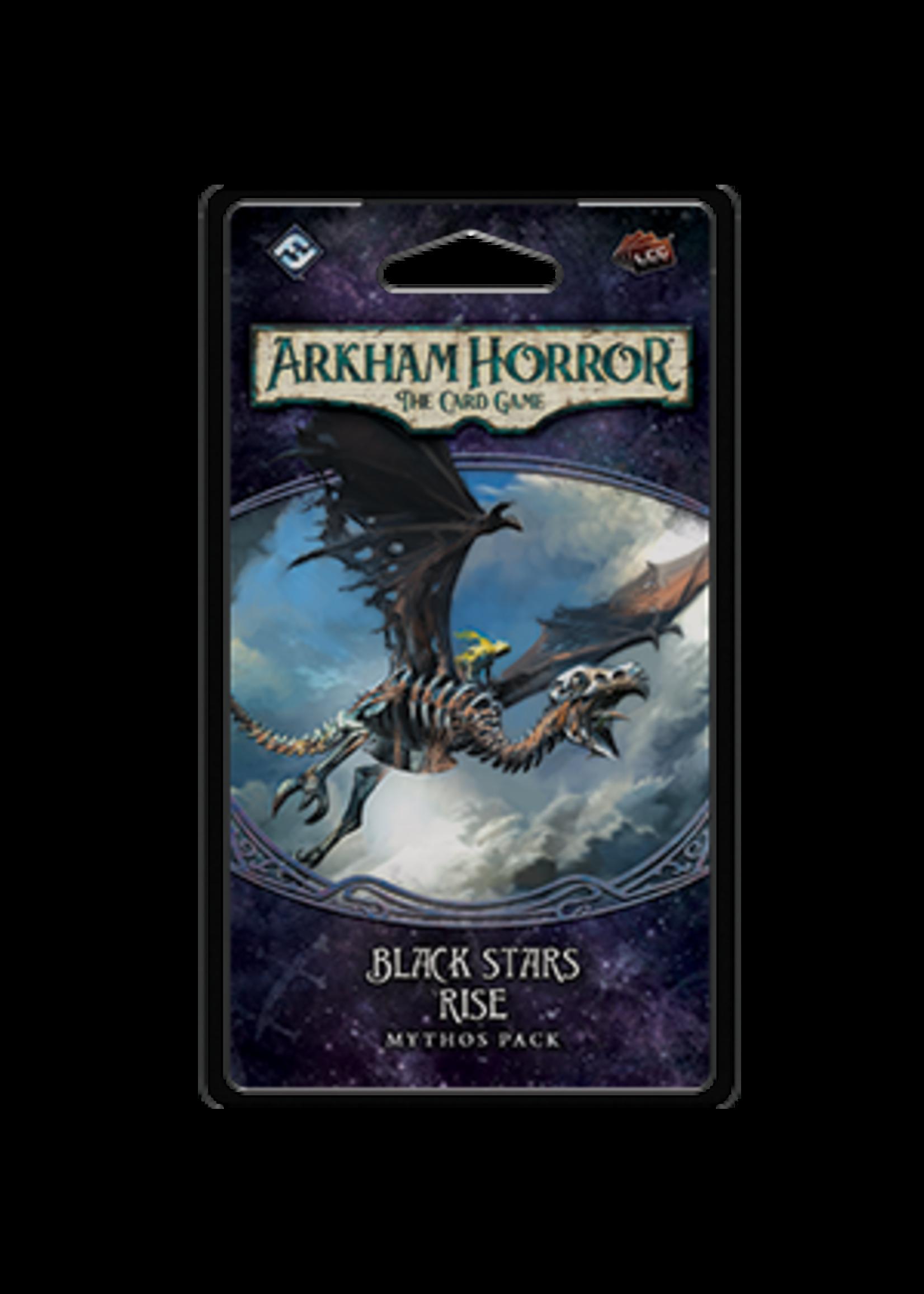 Arkham Horror LCG: Black Stars Rise Mythos Pack