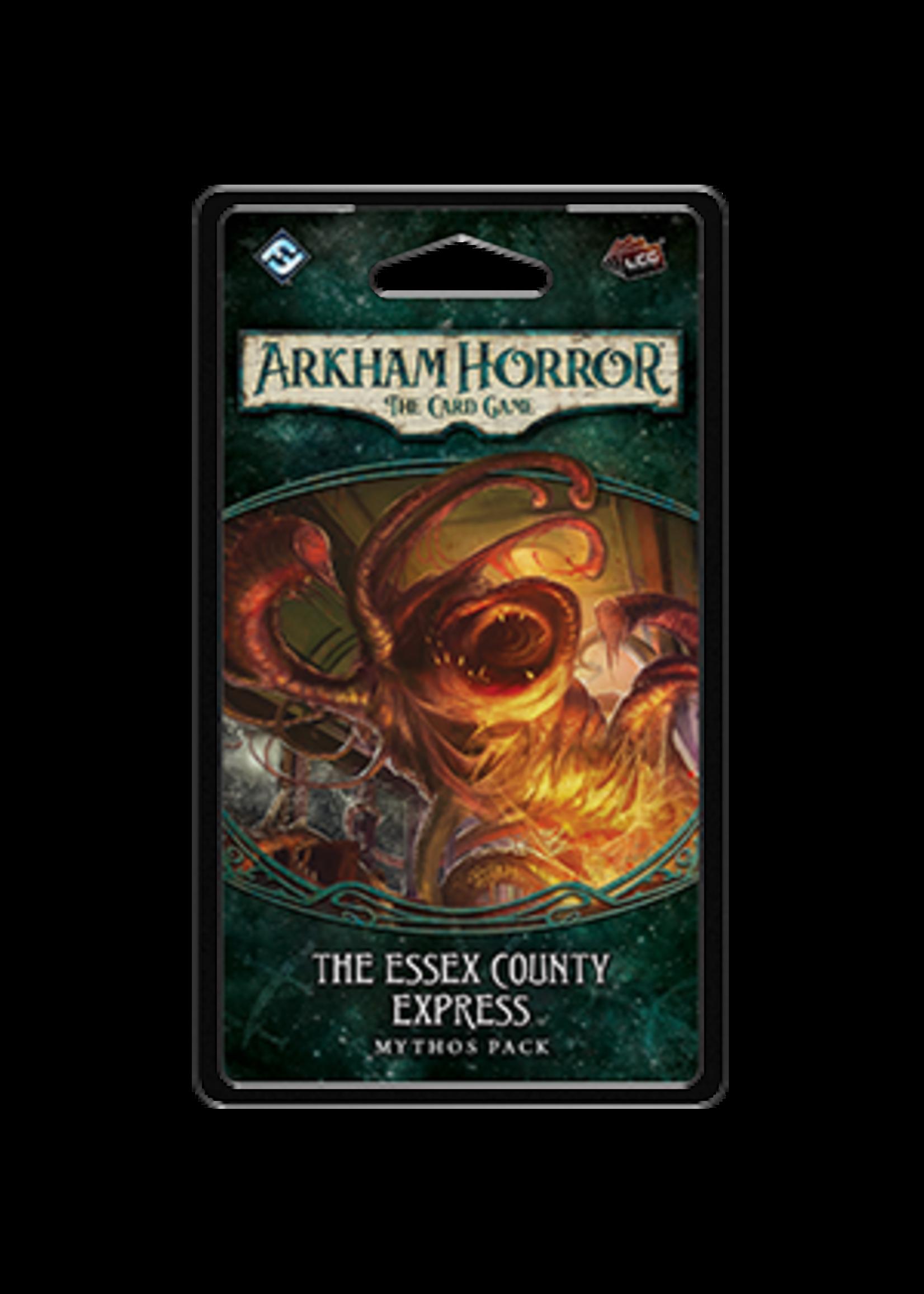 Arkham Horror LCG: The Essex County Express Mythos Pack