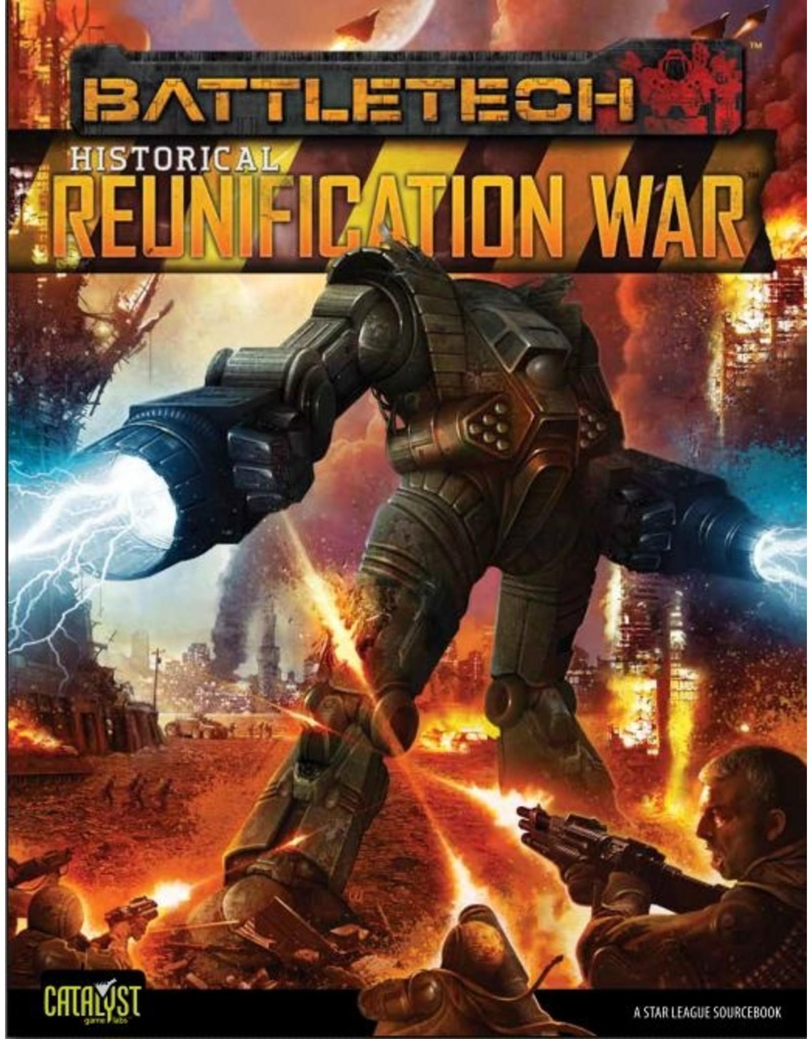 BattleTech: Historical - Reunification War