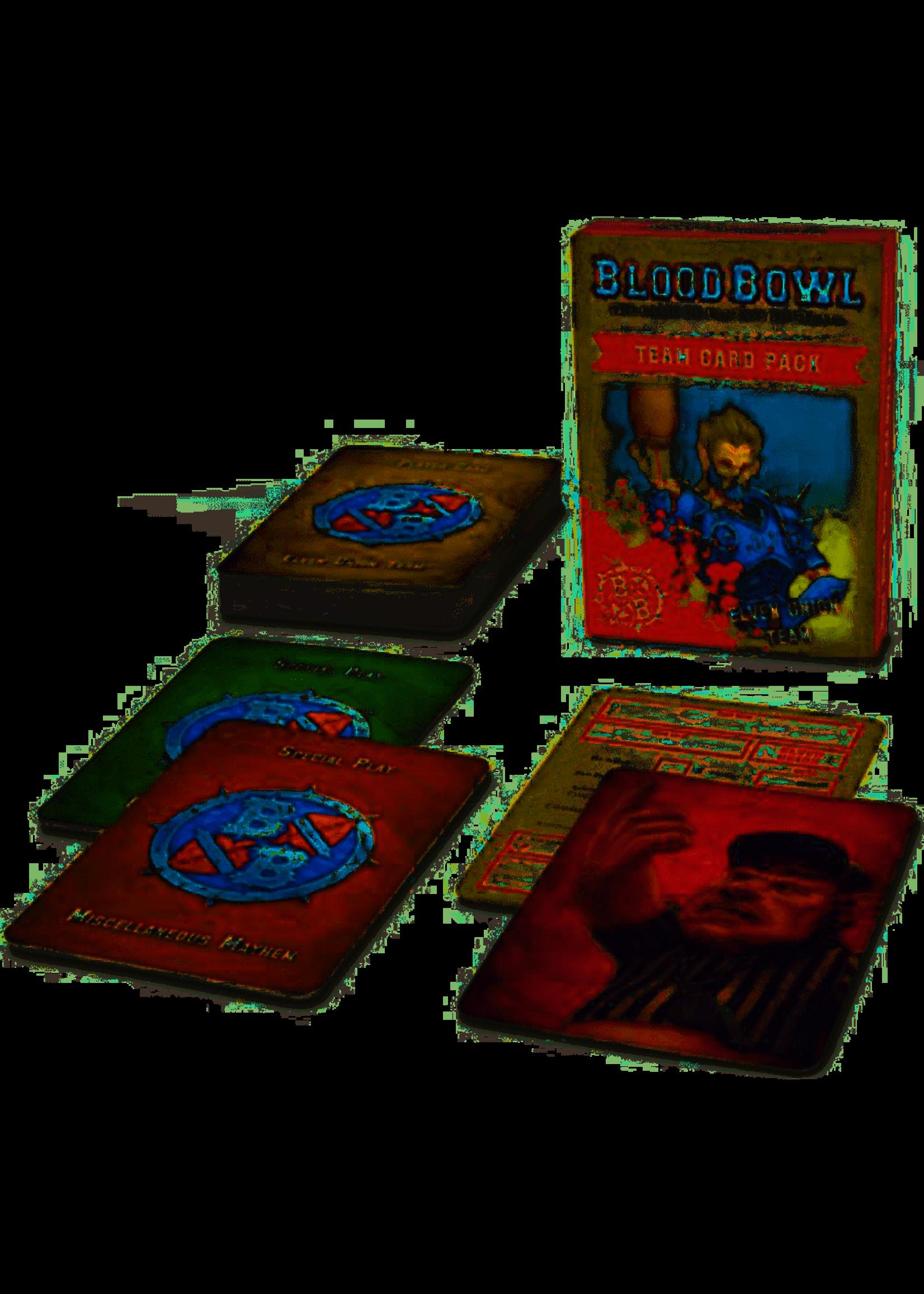 Blood Bowl: Elven Union Team Card Pack