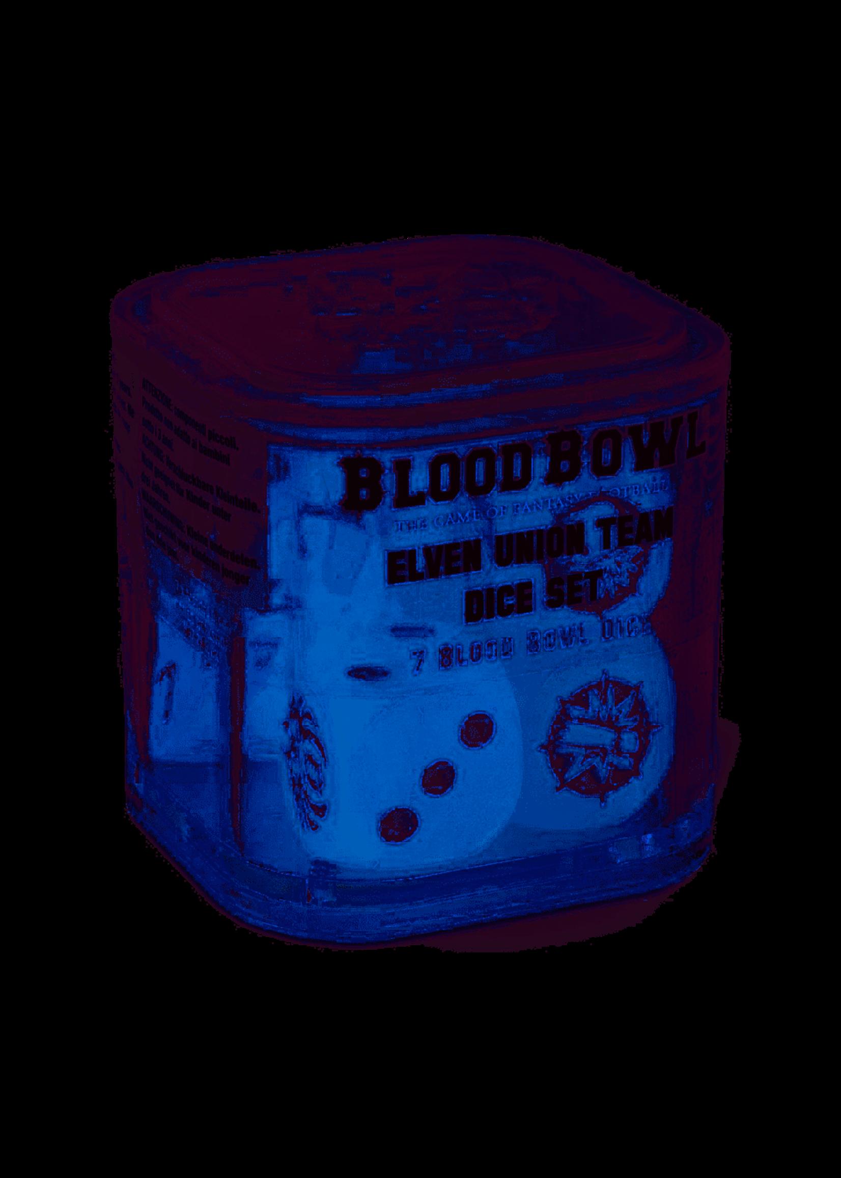Blood Bowl: Elven Union: Dice