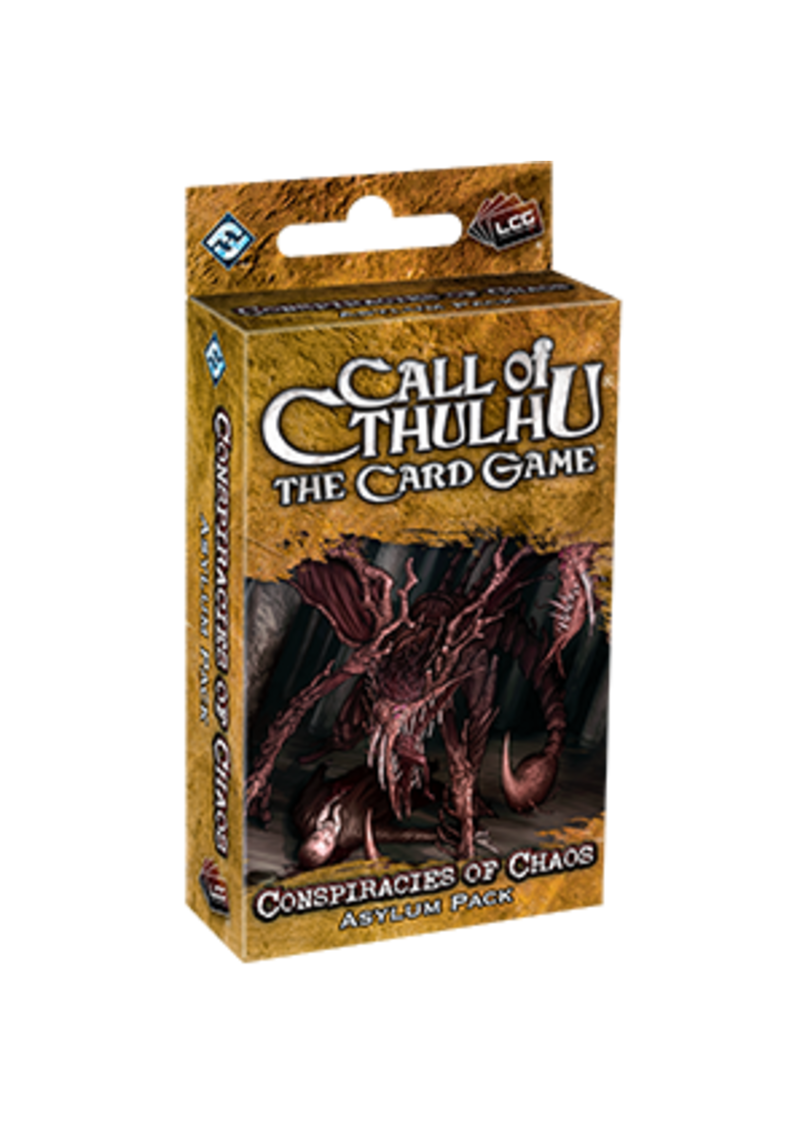 Call of Cthulhu LCG: Conspiracies of Chaos Asylum Pack
