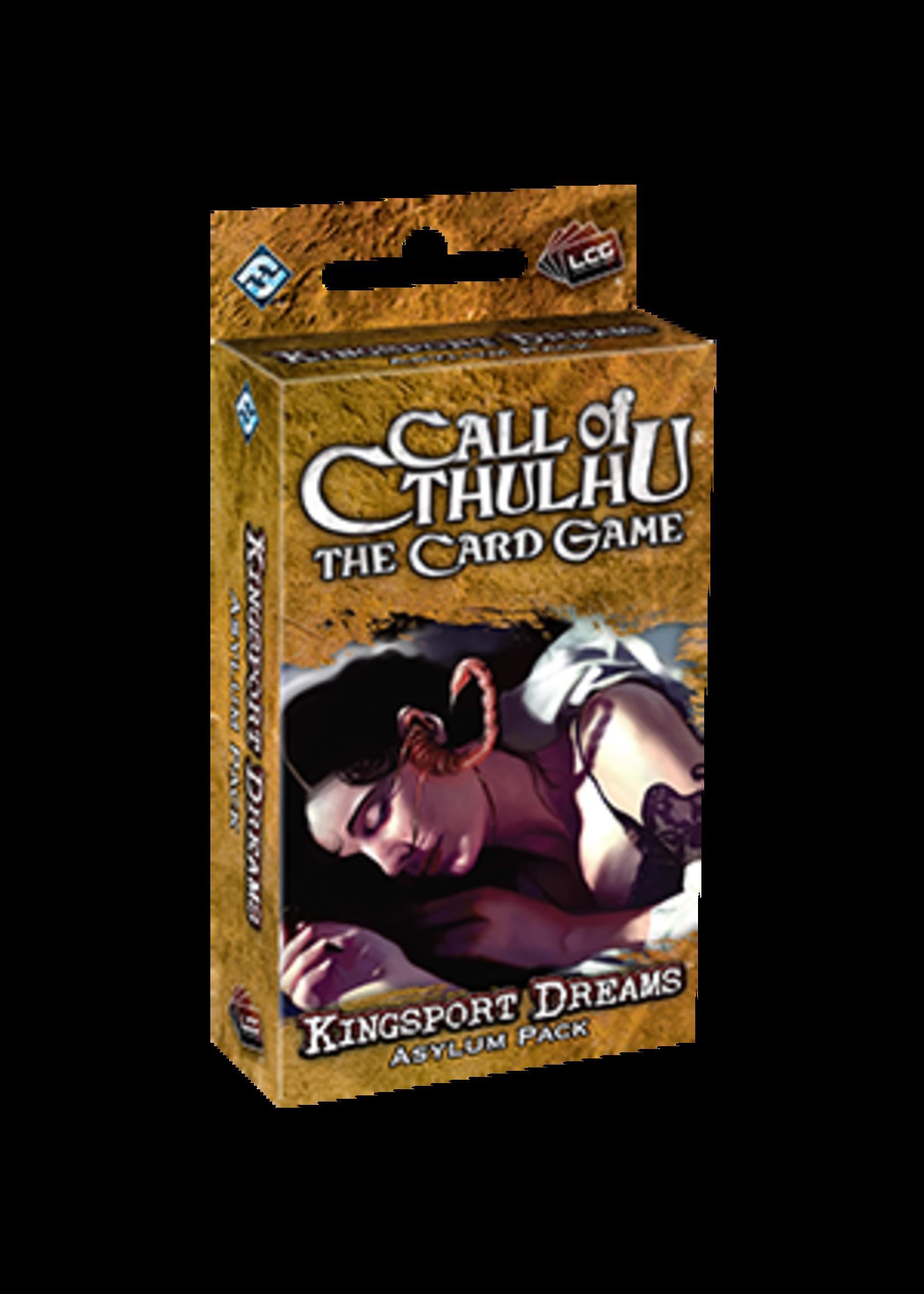 Call of Cthulhu LCG: Kingsport Dreams Asylum Pack