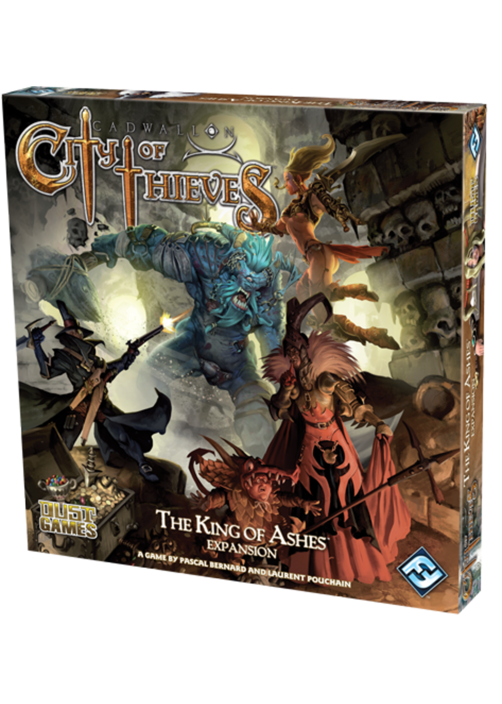 City of Thieves: Kings of Ashes Expansion