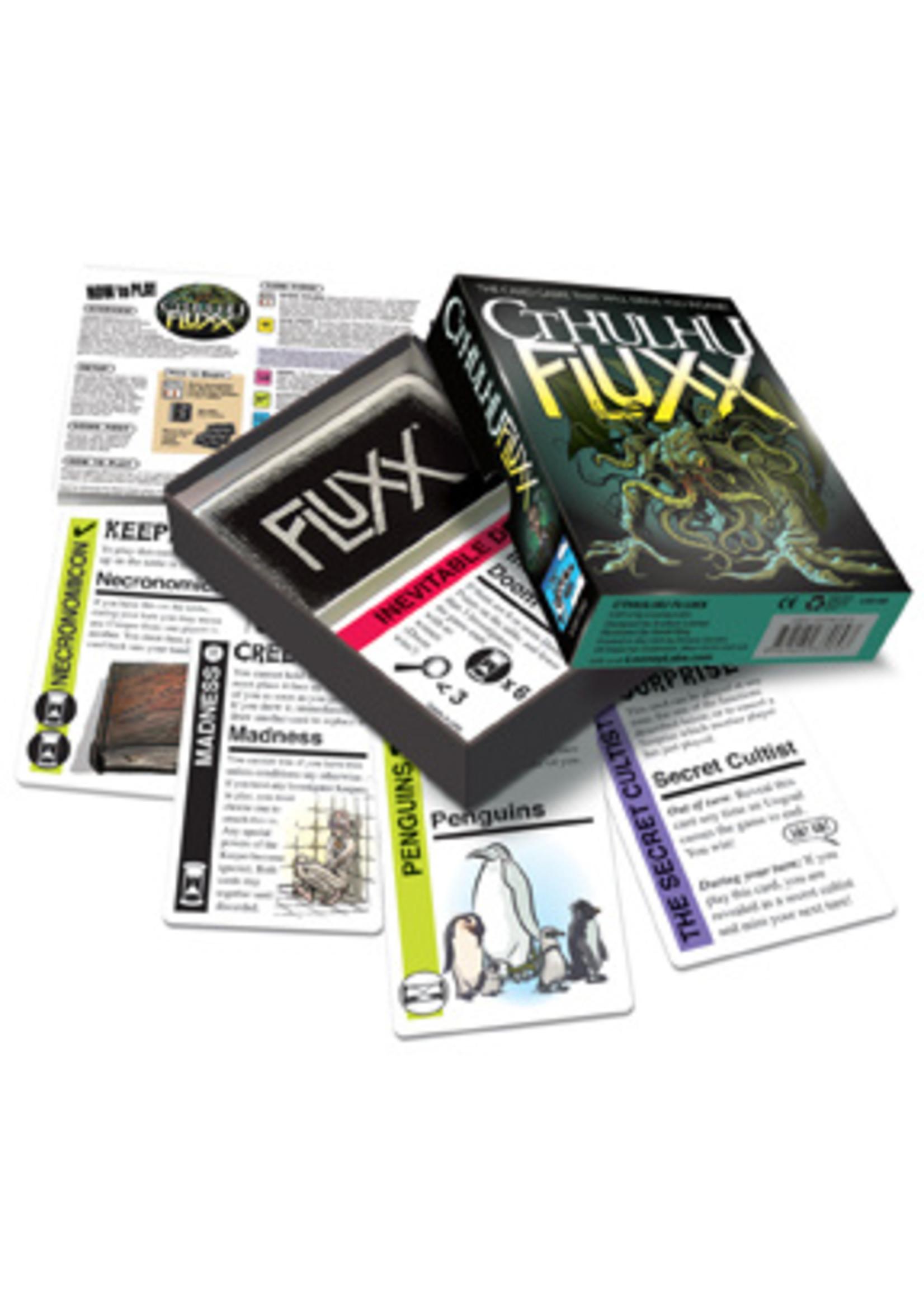 Fluxx: Cthulhu Deck