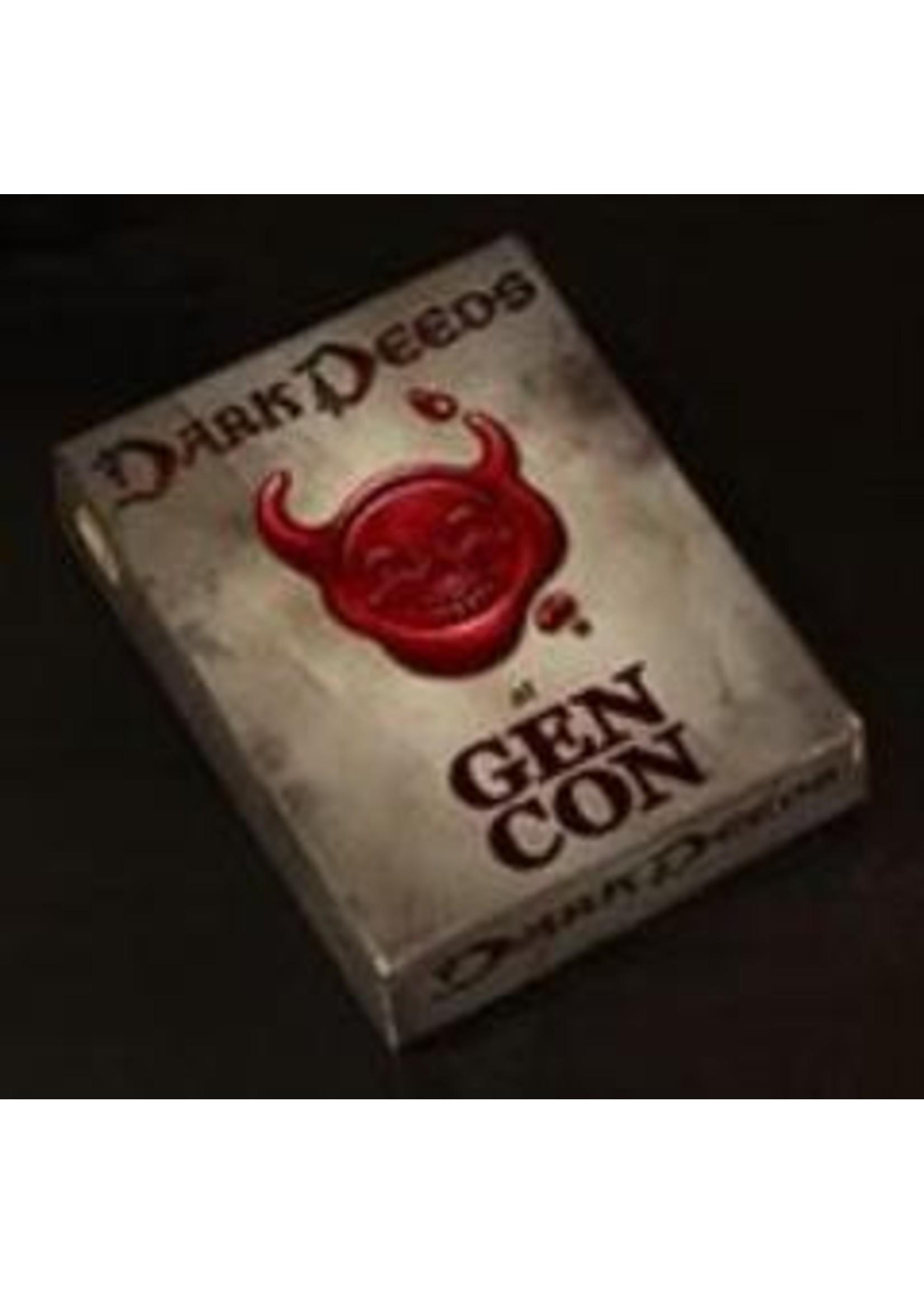 Dark Deeds: Gen Con Expansion
