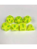 Dice Vortex: Electric Yellow/Green (7)