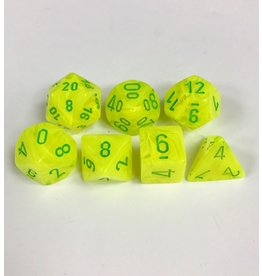 Dice Vortex: Electric Yellow/Green (7)