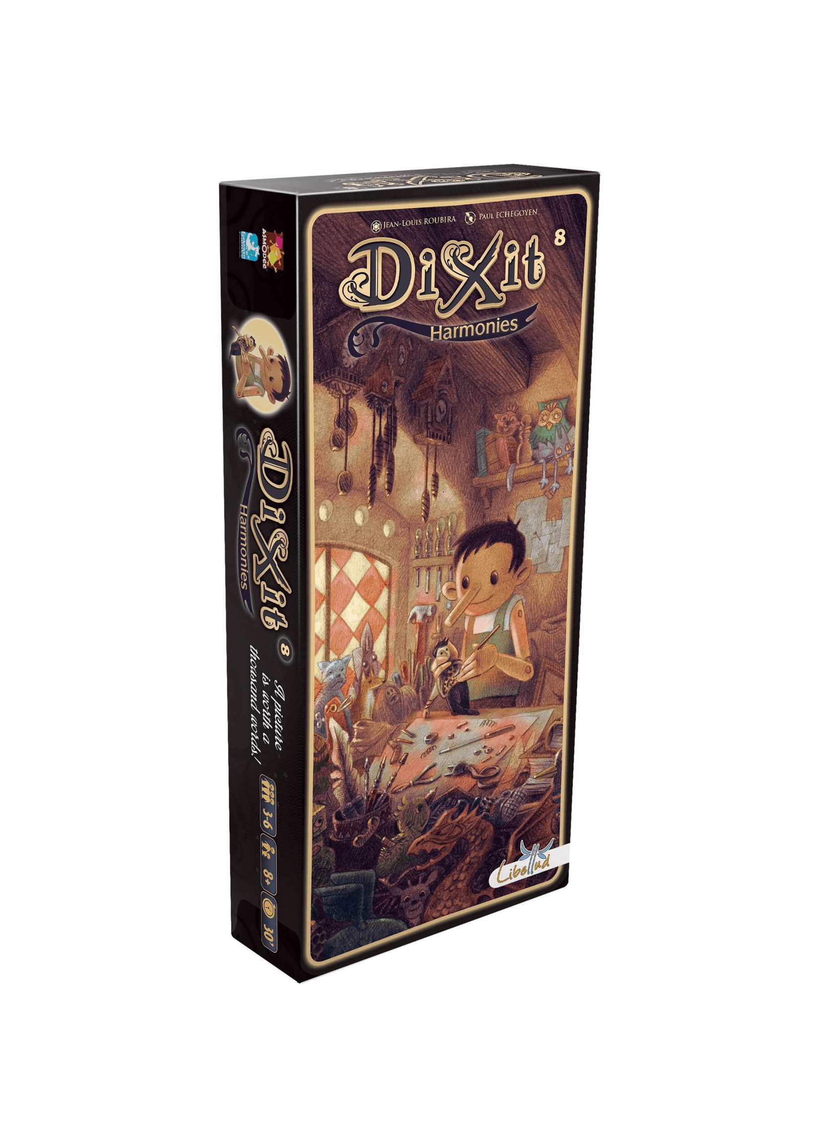 Dixit: Harmonies Expansion