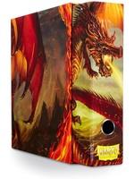 Dragon Shield: Slipcase Binder Red