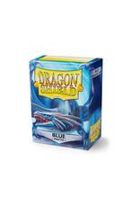 Dragon Shields: (100) Matte Blue