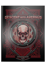 Dungeons and Dragons RPG: Baldur's Gate Descent into Avernus Store Cover