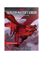 Dungeons and Dragons RPG: DM Screen Reincarnated