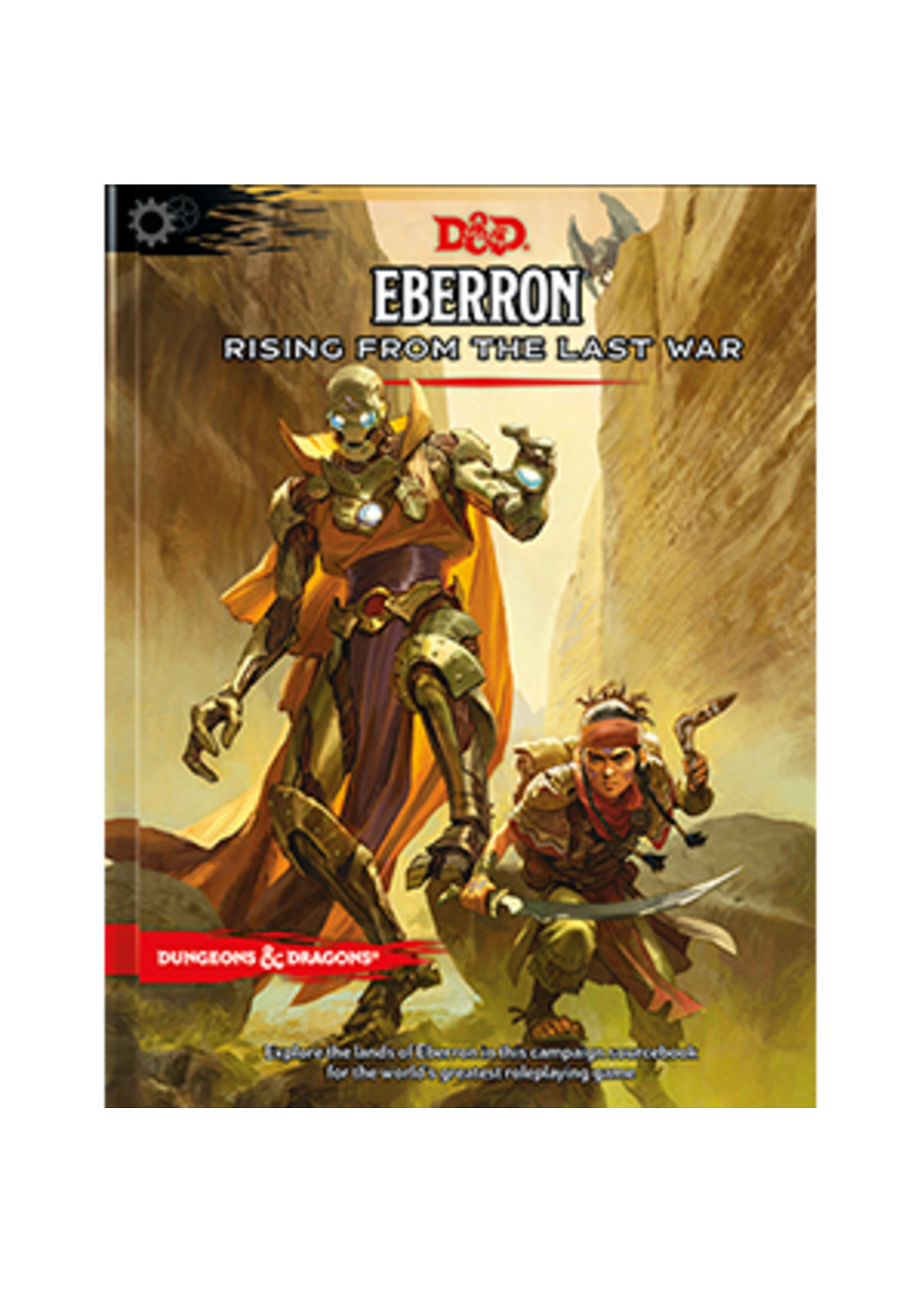 Dungeons and Dragons RPG: Eberron Rising From the Last War