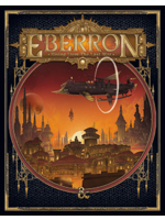 Dungeons and Dragons RPG: Eberron Rising From the Last War Store Cover