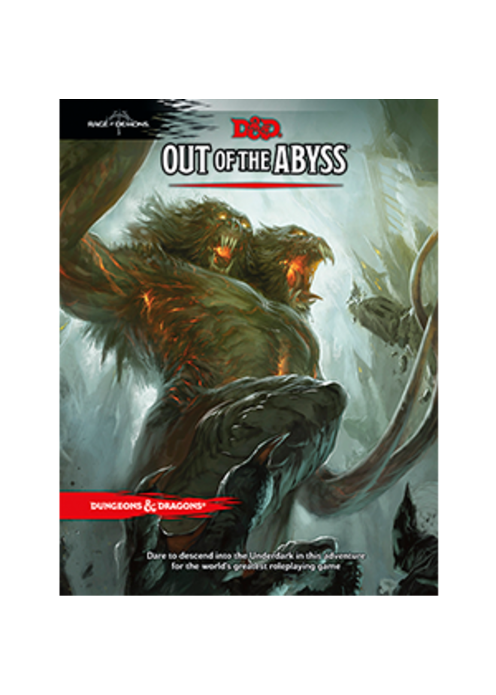 Dungeons and Dragons RPG: Out of the Abyss