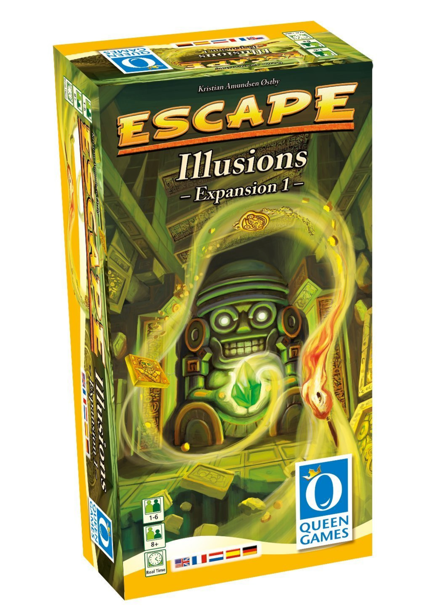 Escape: Illusions Expansion