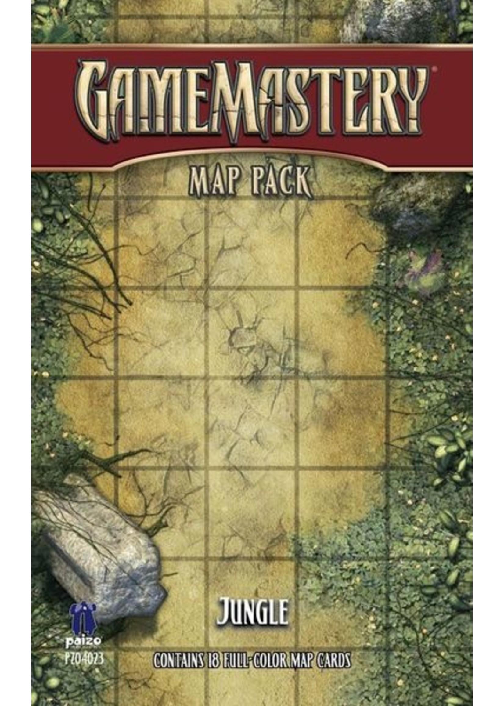 GameMastery Map Pack: Jungle