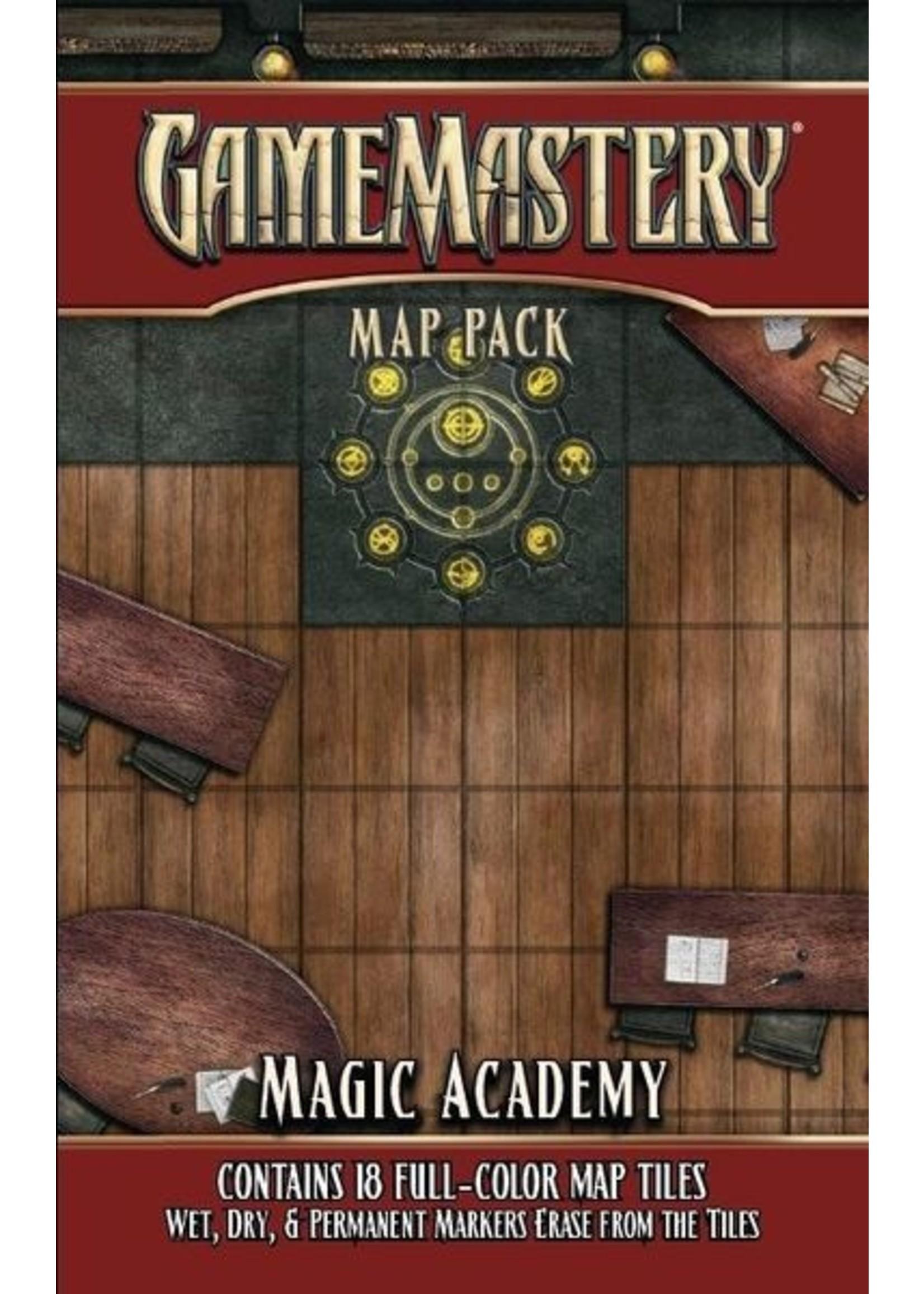 GameMastery Map Pack: Magic Academy