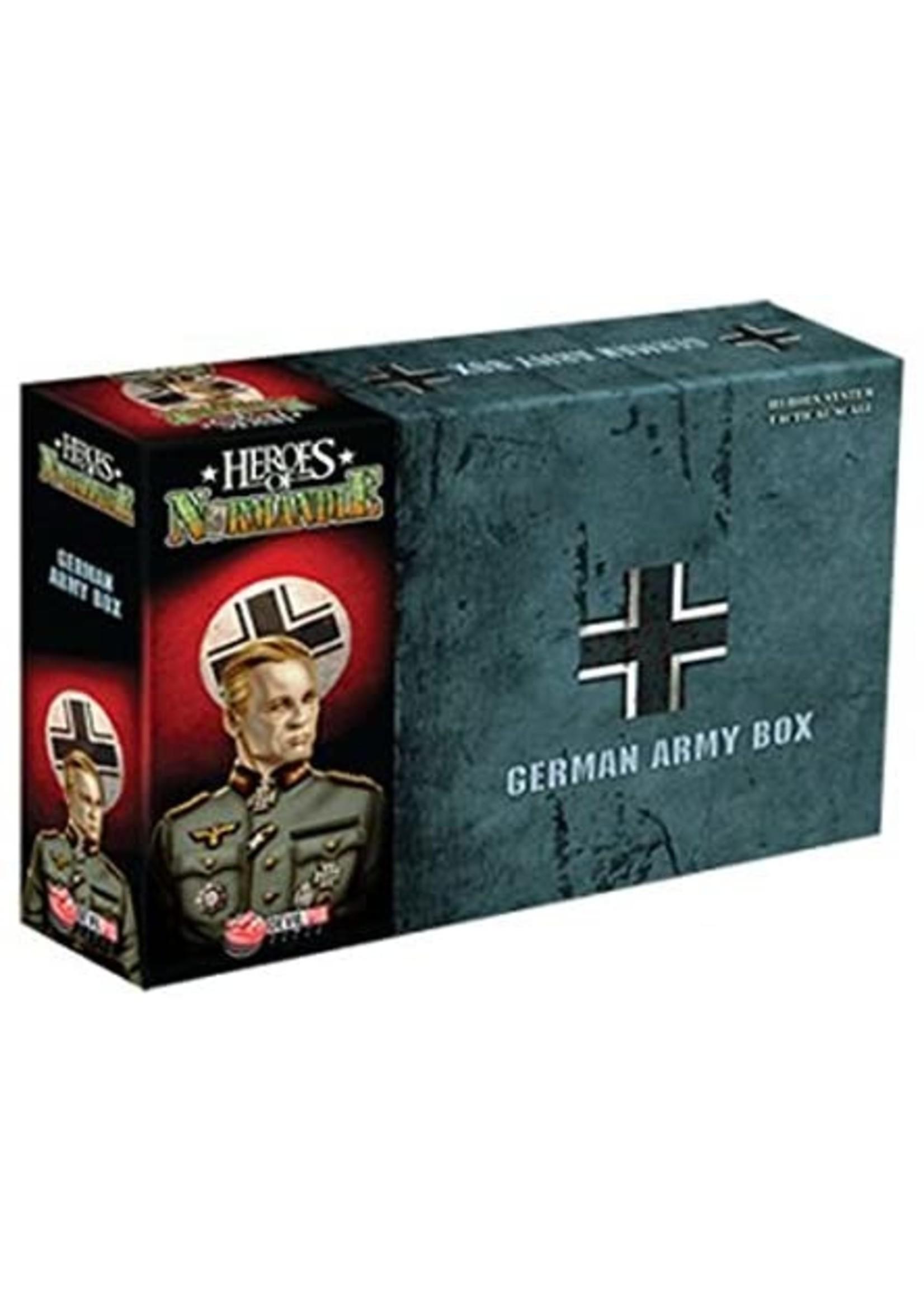 Heroes of Normandie: Army Box GE DPG