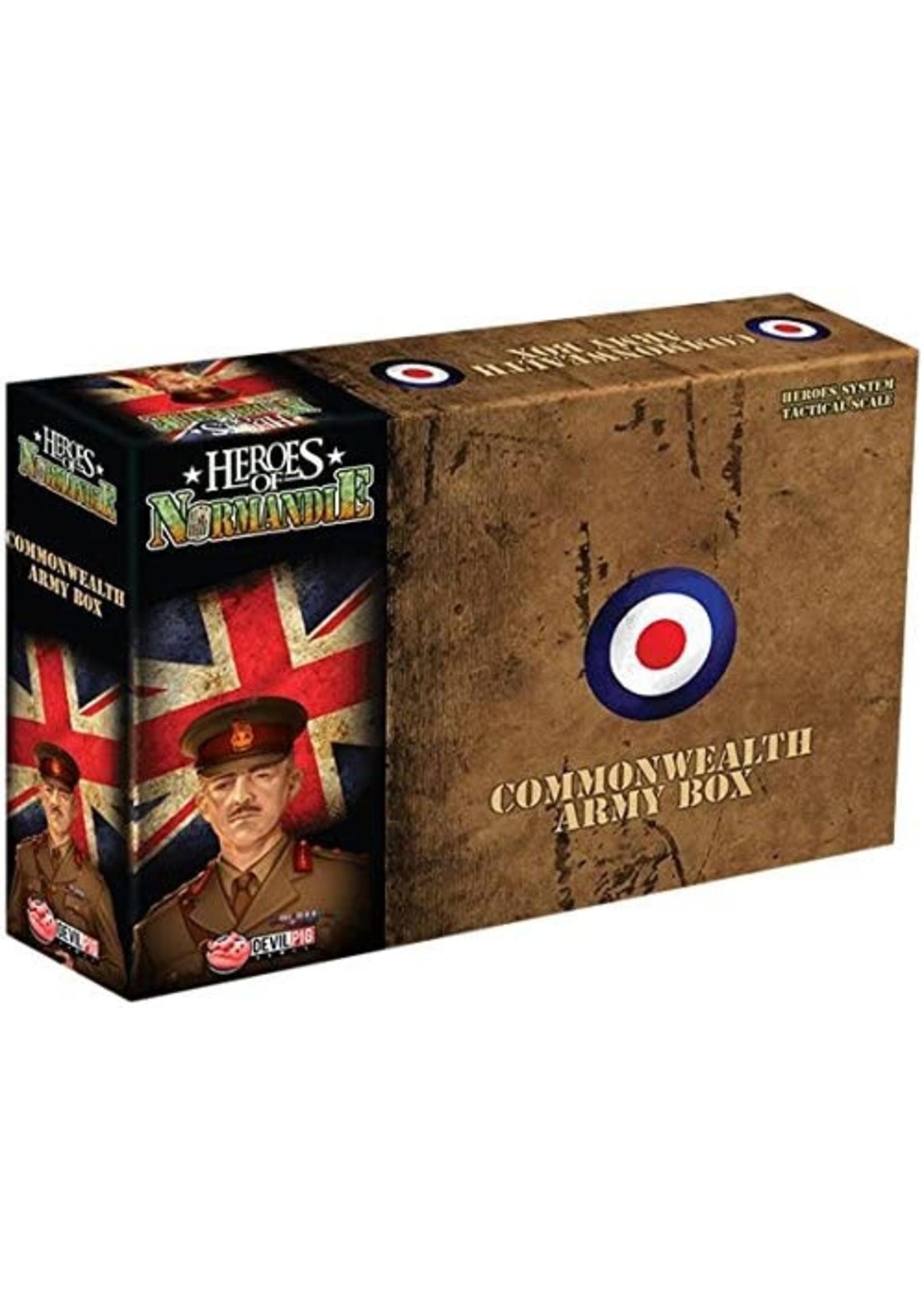 Heroes of Normandie: Army Box UK