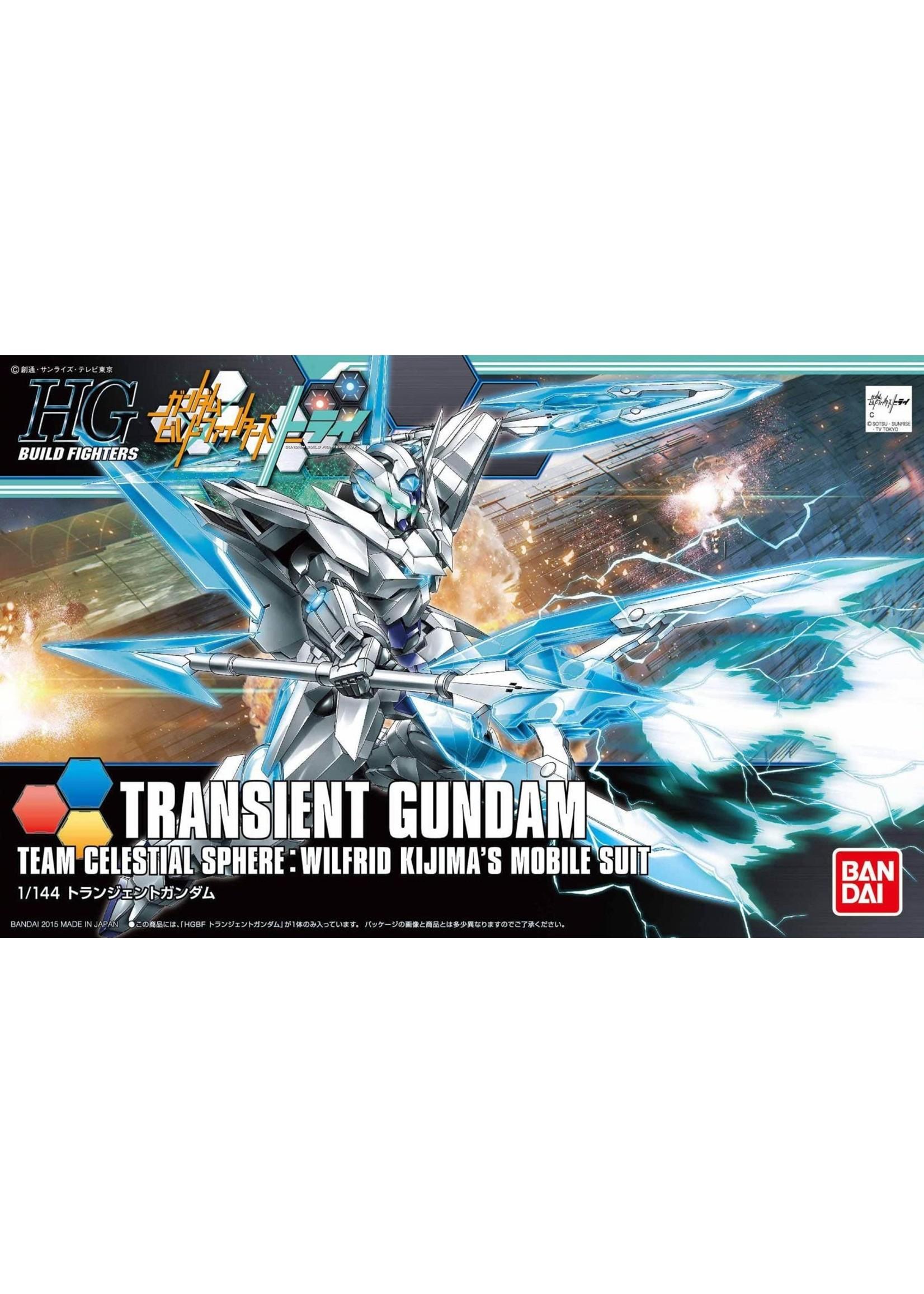 Gundam: 1/144 Transient Gundam Gunda