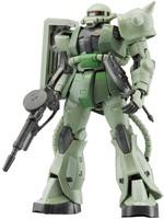 Gundam: #4 MS-06 Zaku II (Green), Bandai RG