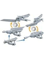 Gundam: #38 Spinning Blaster Gundam Build Divers HG