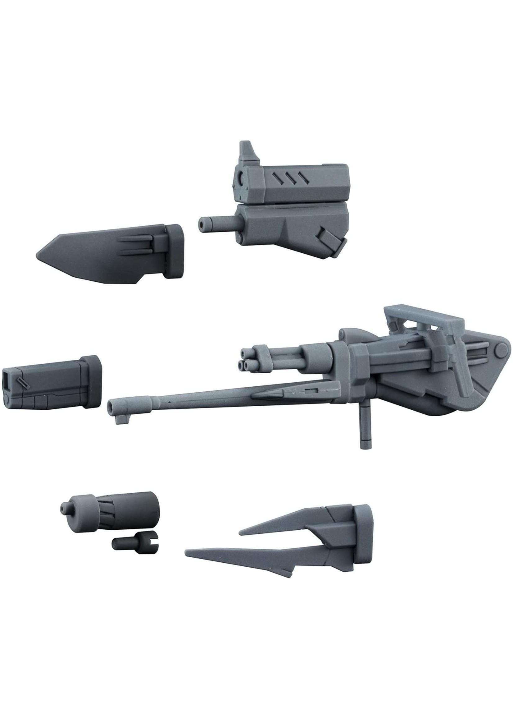 Gundam: #35 Changling Rifle Gundam Build Divers HG