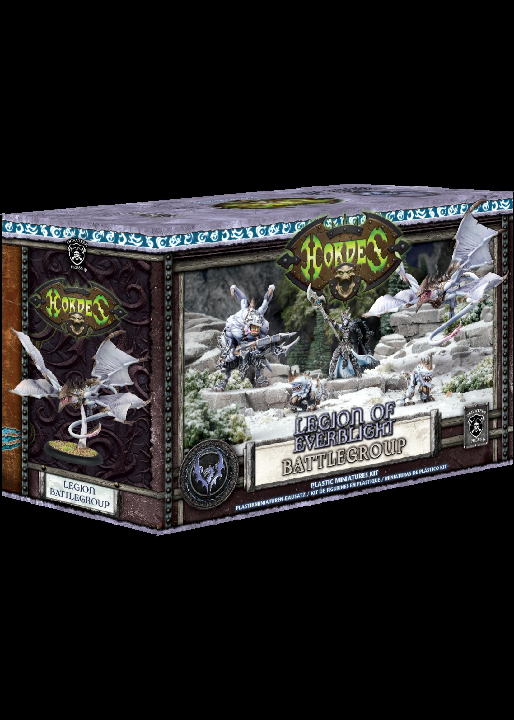 Hordes: Legion of Everblight Battlegroup (Plastic)
