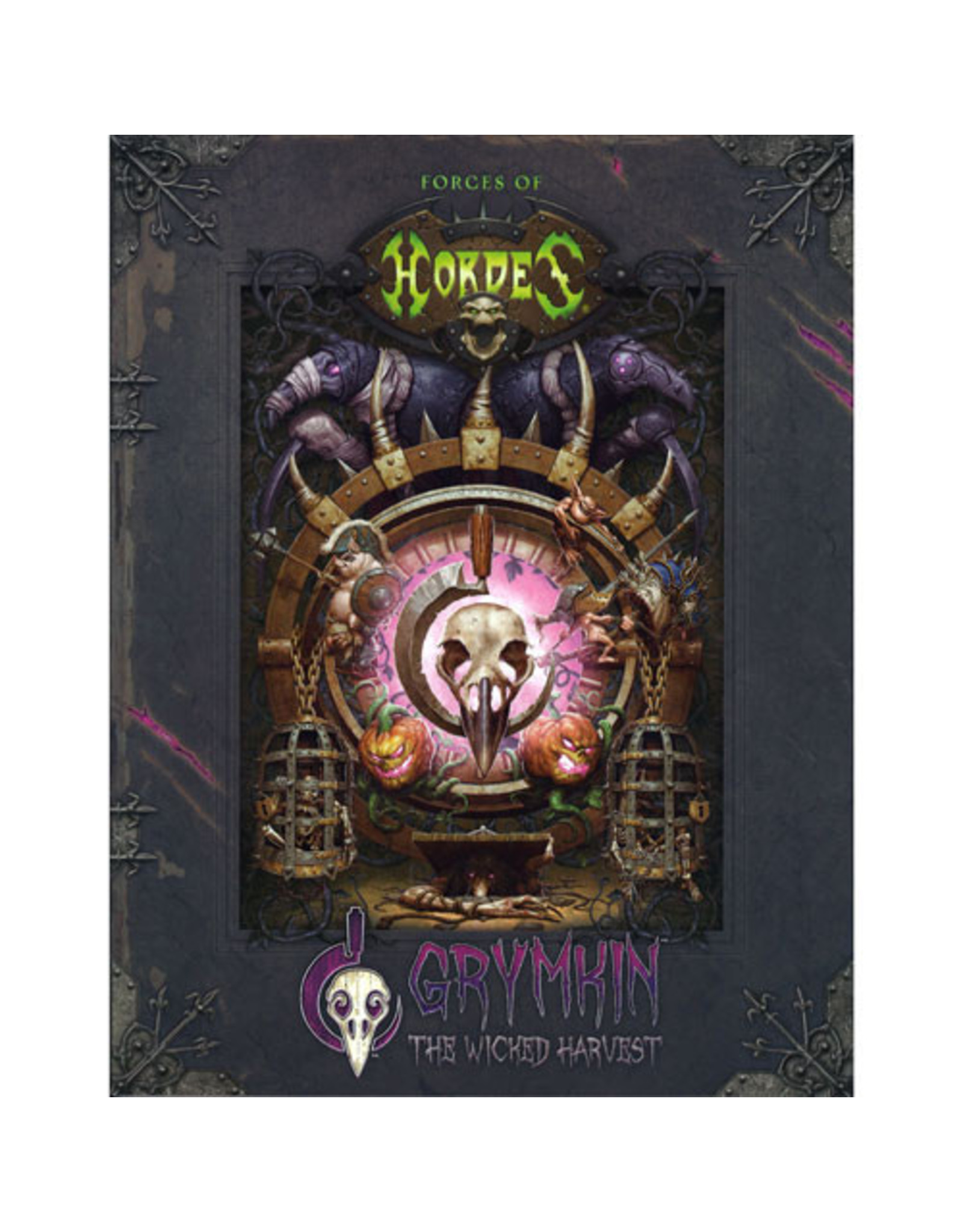 Hordes: Forces of Hordes - Grymkin The Wicked Harvest (Softcover)