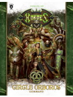 Hordes: Forces of Hordes - Circle Orboros Command (Softcover)