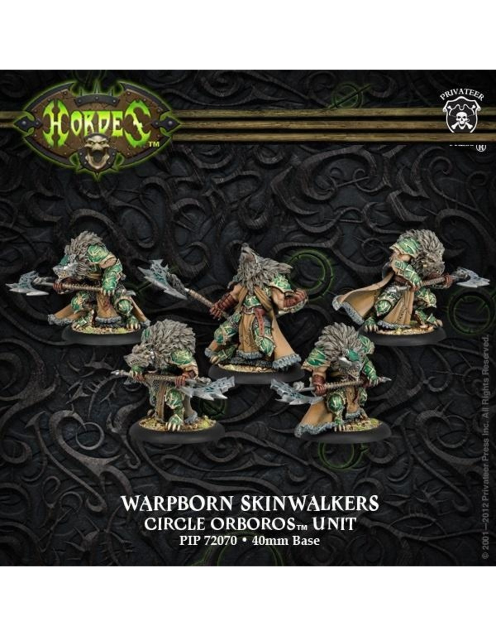 Hordes: Circle Orboros Warpborn Skinwalker