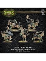 Hordes: Circle Orboros Druid Mist Riders Unit (Plastic)