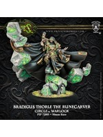 Hordes: Circle Orboros Bradigus Thorle the Runegardner
