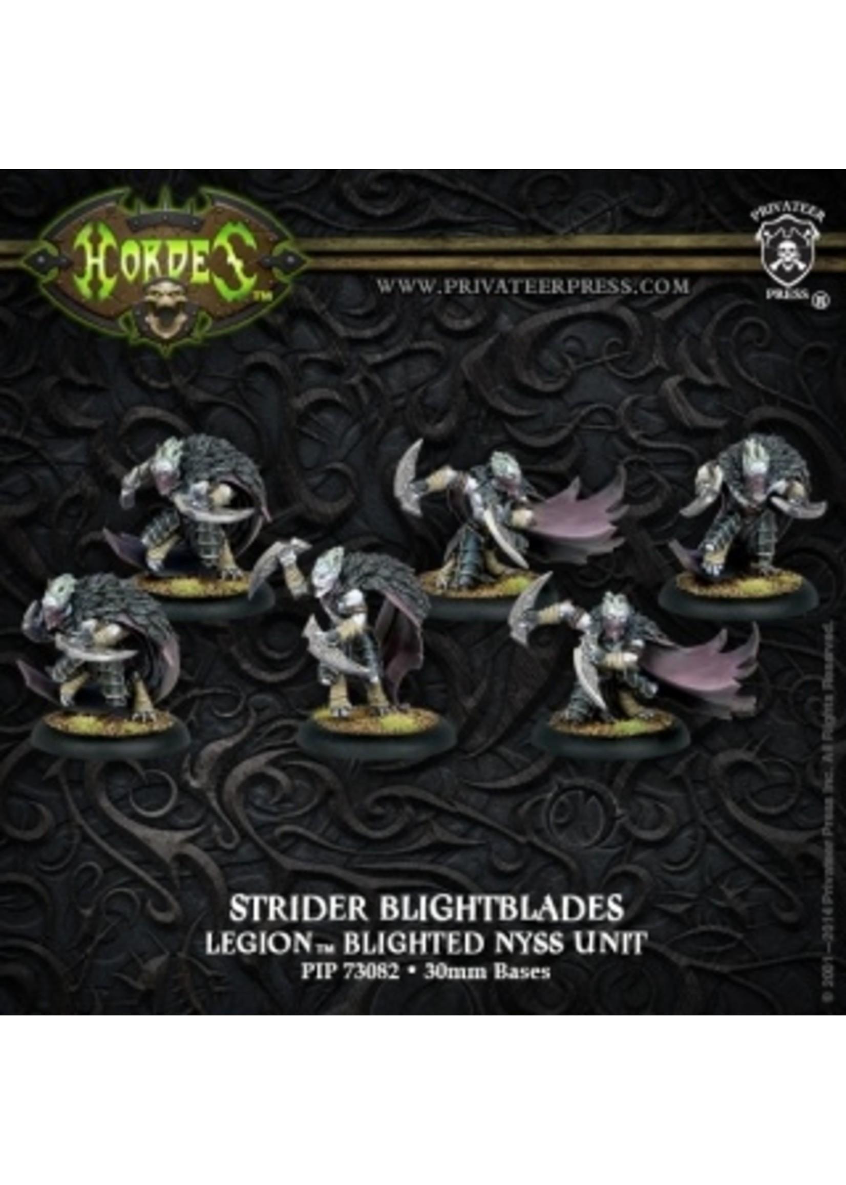 Hordes: Legion of Everblight Strider Blightblades/Rangers Nyss Unit (Plastic)