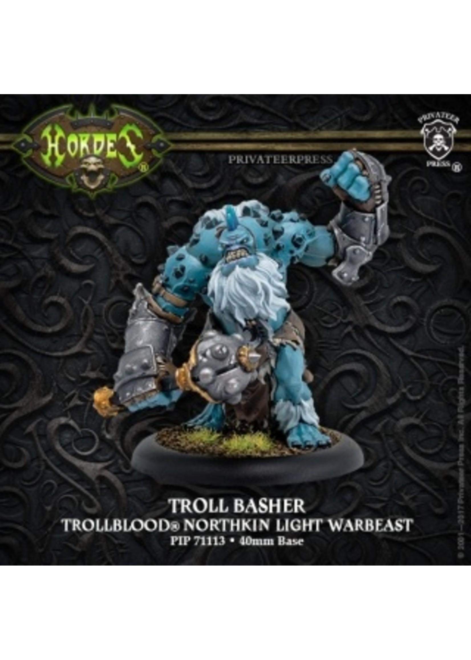 Hordes: Trollblood: Troll Basher
