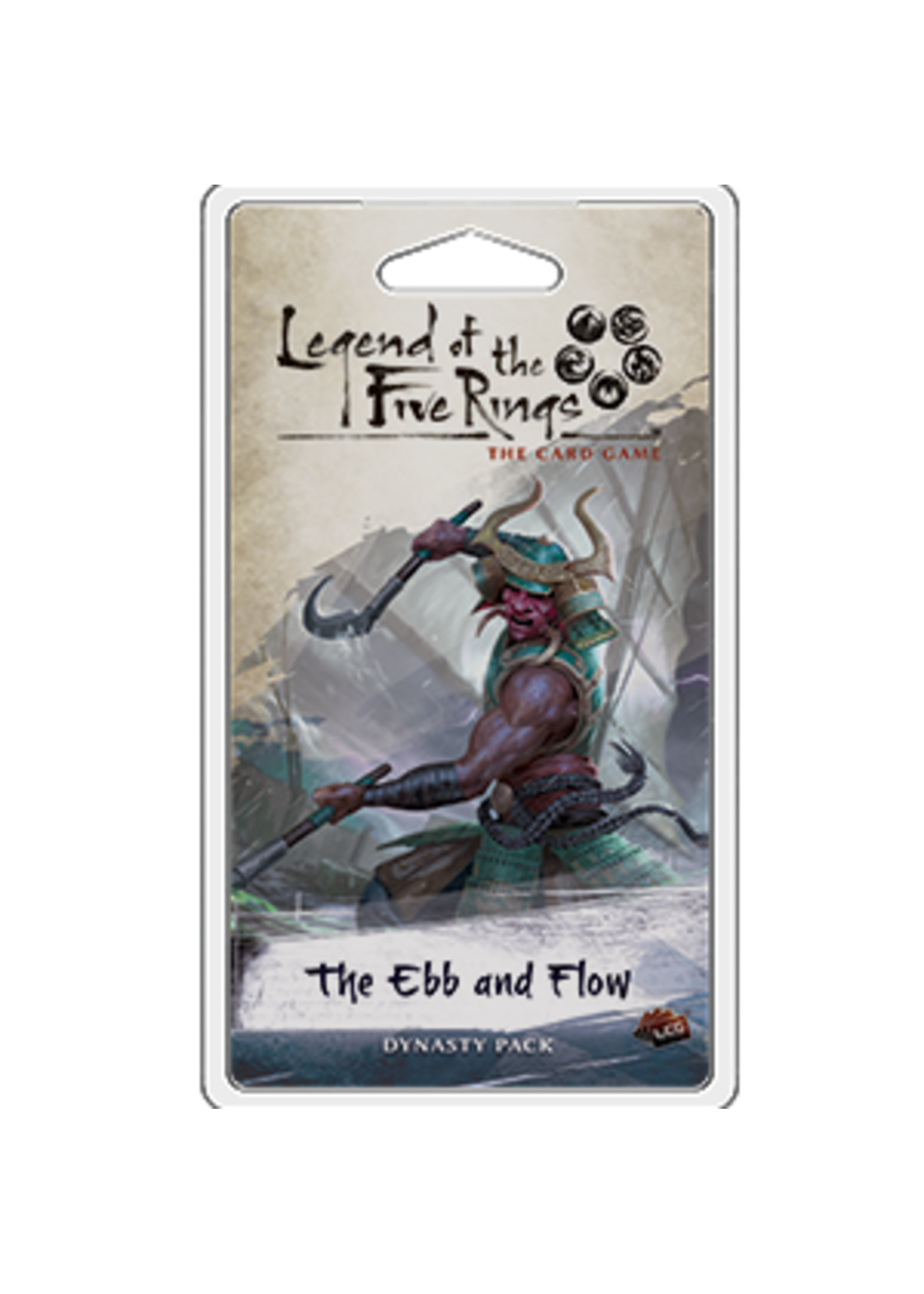 Legend of the Five Rings LCG: The Ebb and Flow Dynasty Pack