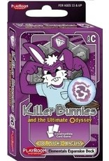 Killer Bunnies and the Ultimate Odyssey Cool Psychic Penguin Elementals Expansion Deck