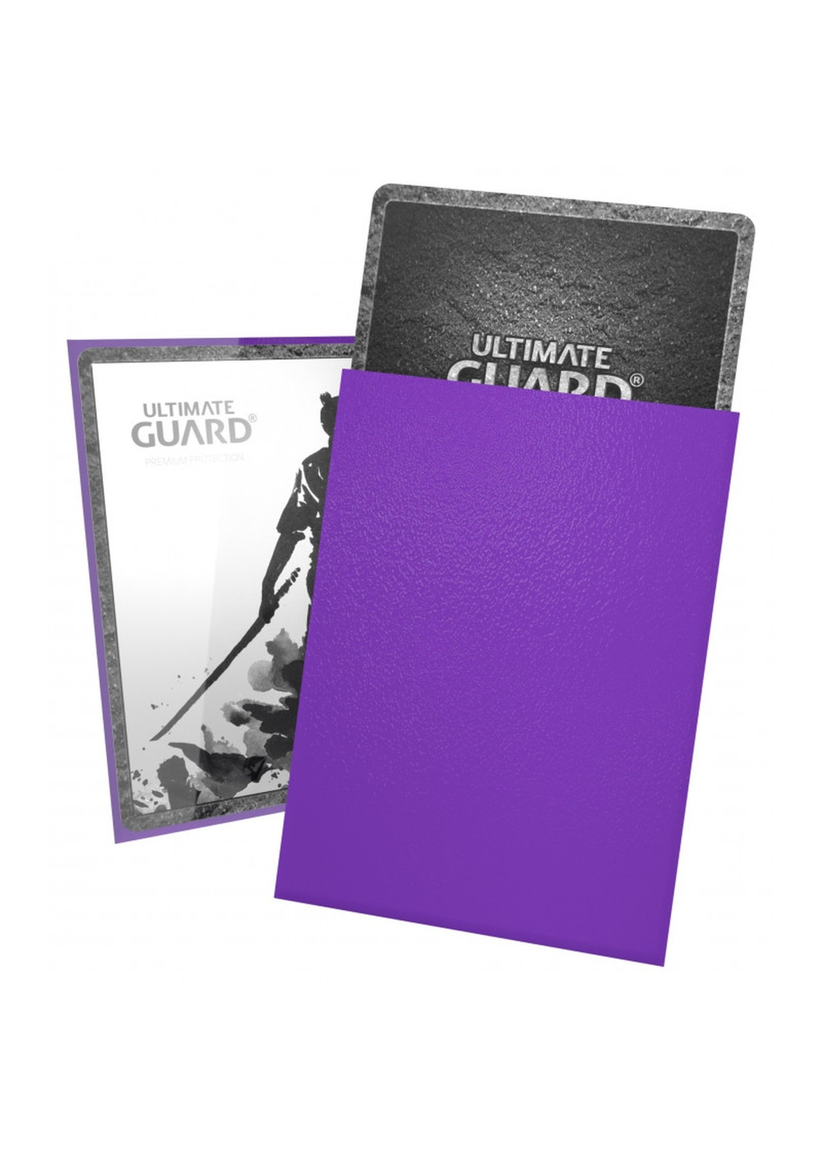 Katana Card Sleeves 100ct Purple