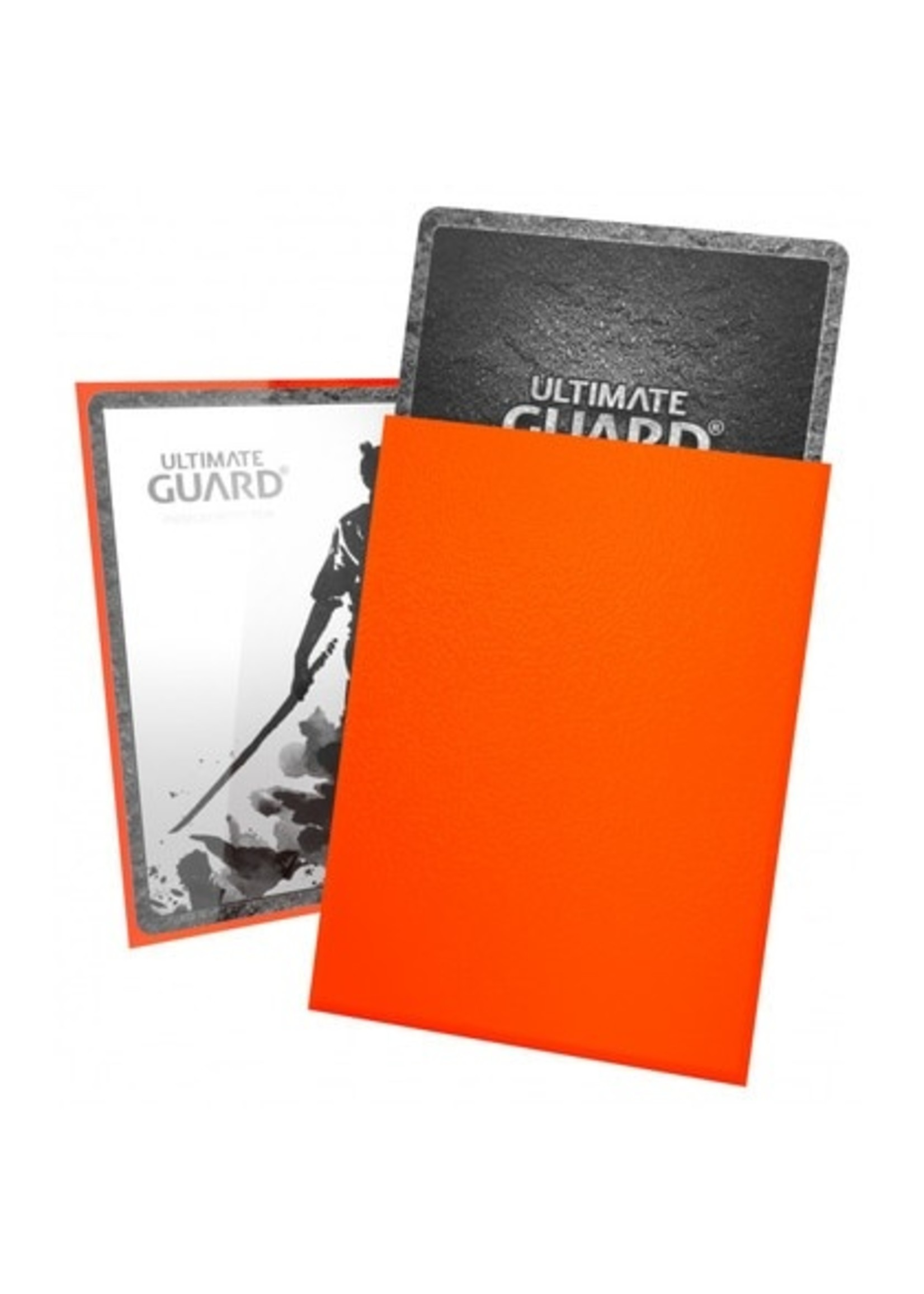 Katana Card Sleeves 100ct Orange