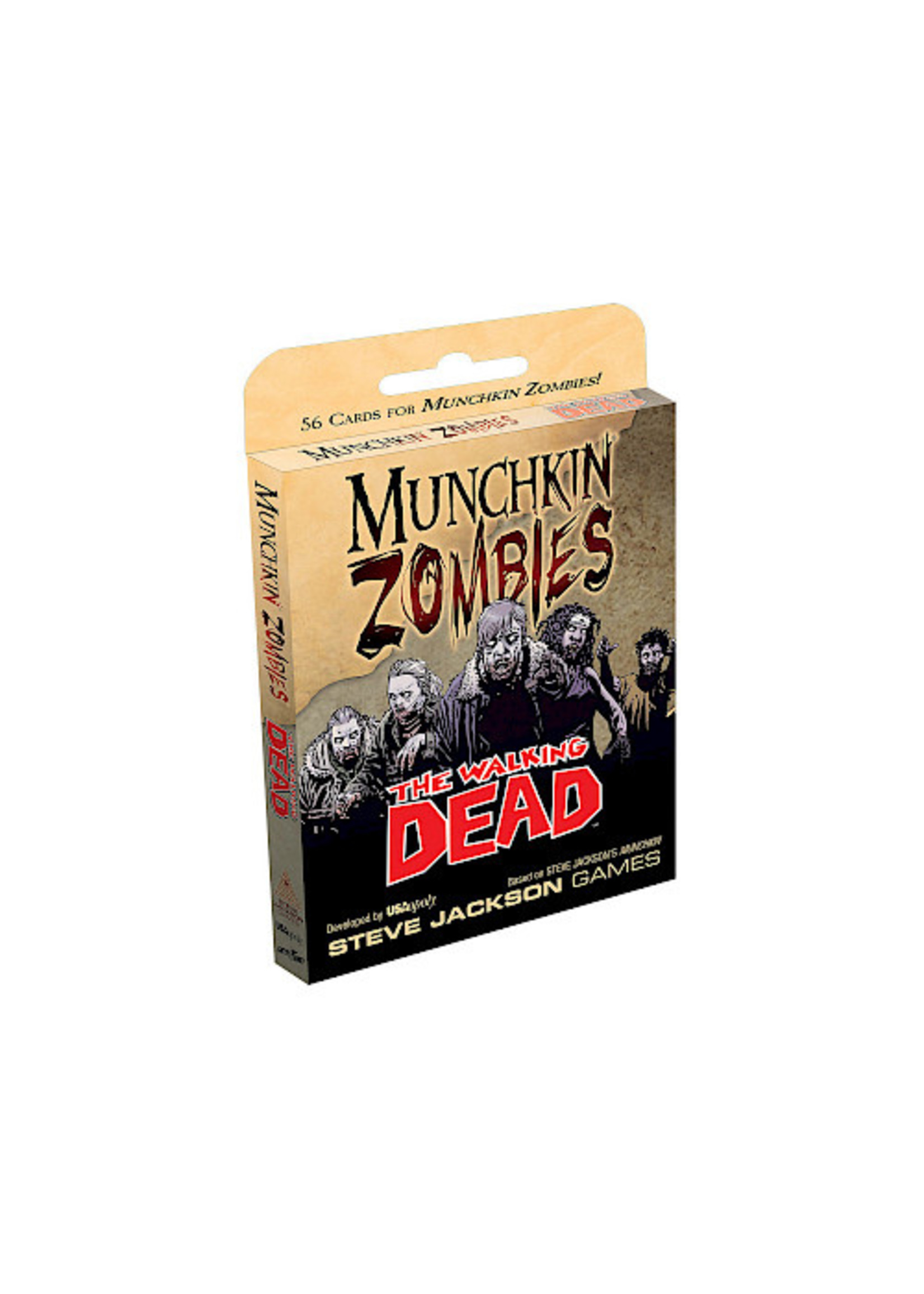 Munchkin Zombies: The Walking Dead Expansion