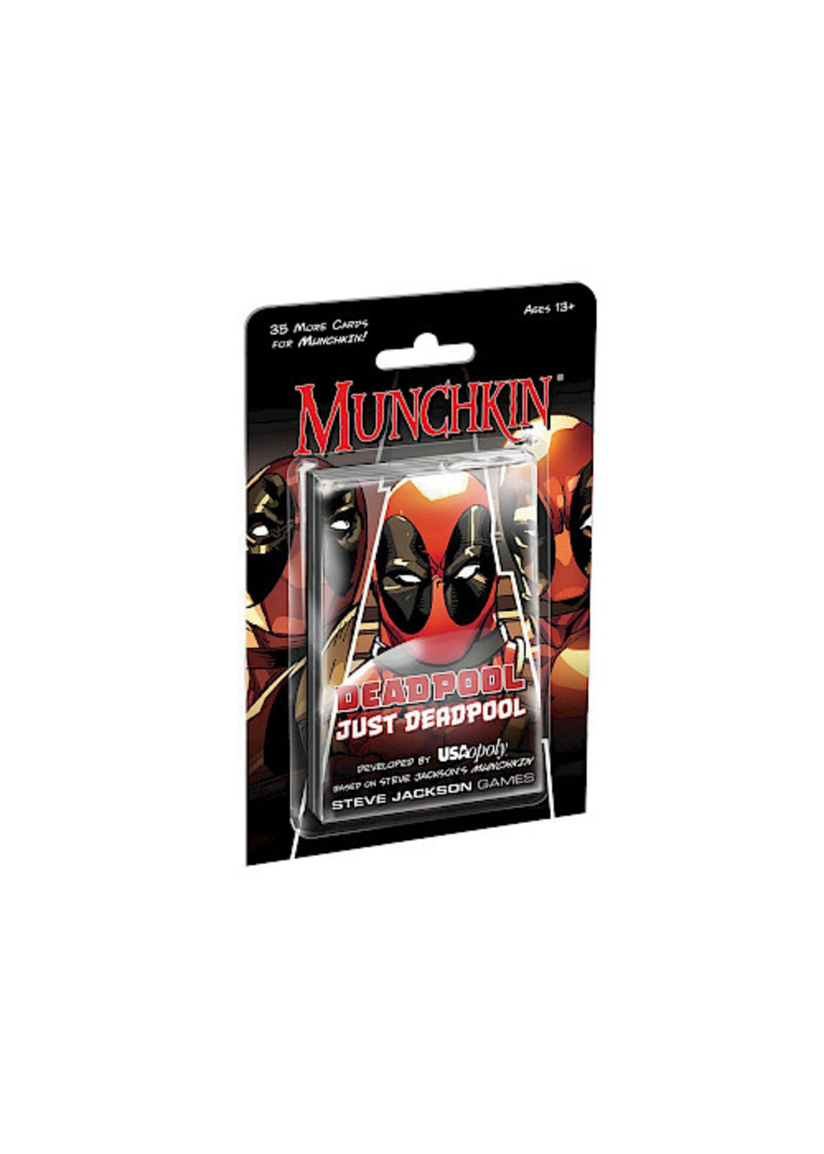 Munchkin: Marvel Edition - Deadpool - Just Deadpool Expansion