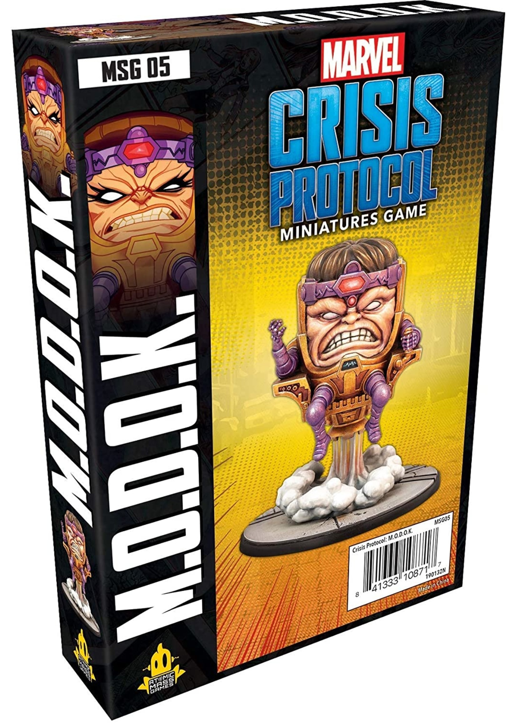 Marvel Crisis Protocol: M.O.D.O.K.