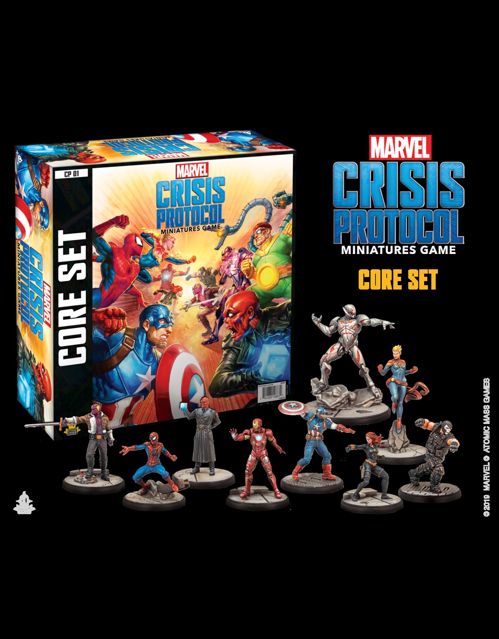 Marvel Crisis Protocol: Core Set