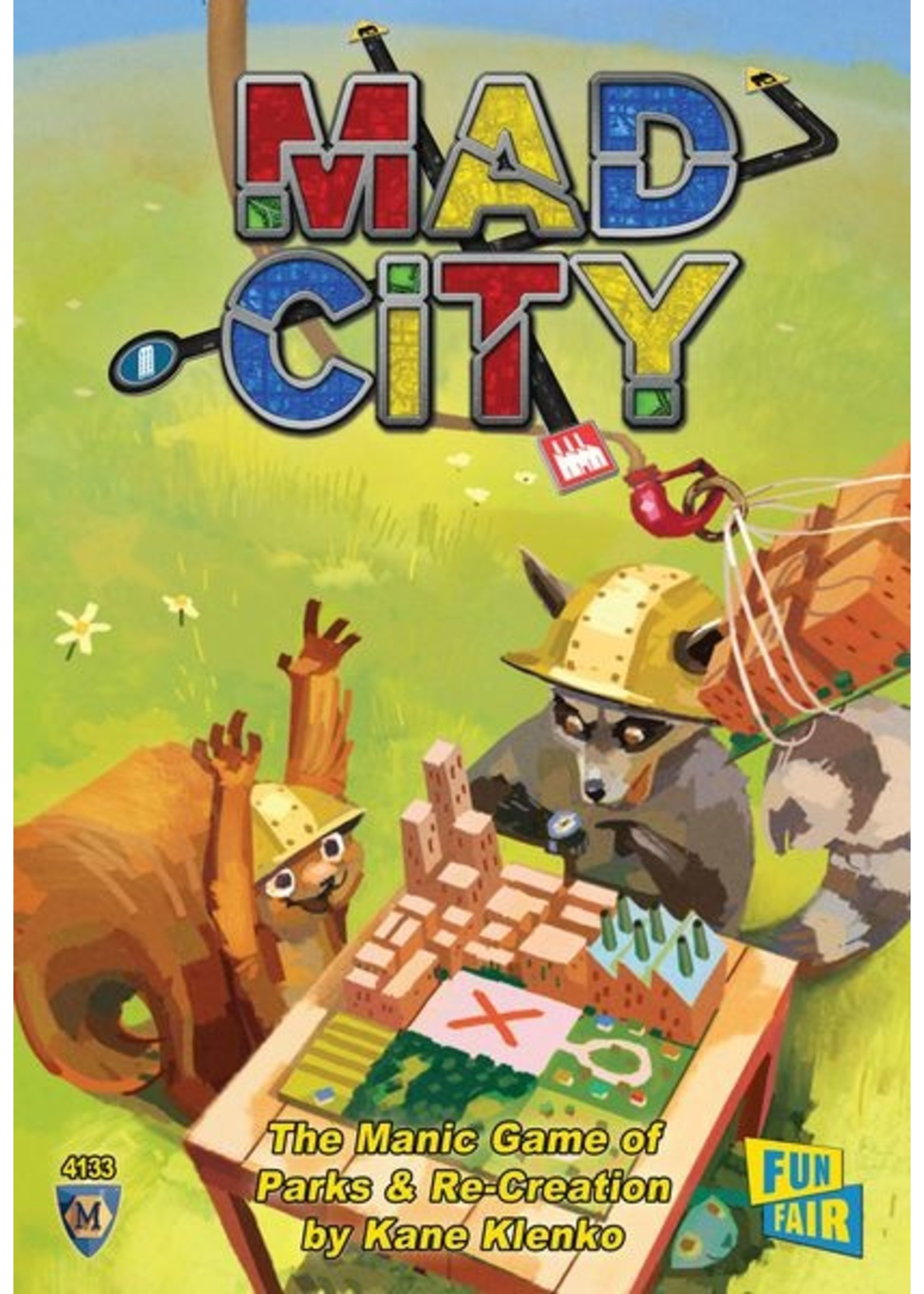 Mad City: Plan as Fast as You Can