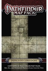Pathfinder RPG: Map Pack - Dungeon Corridors