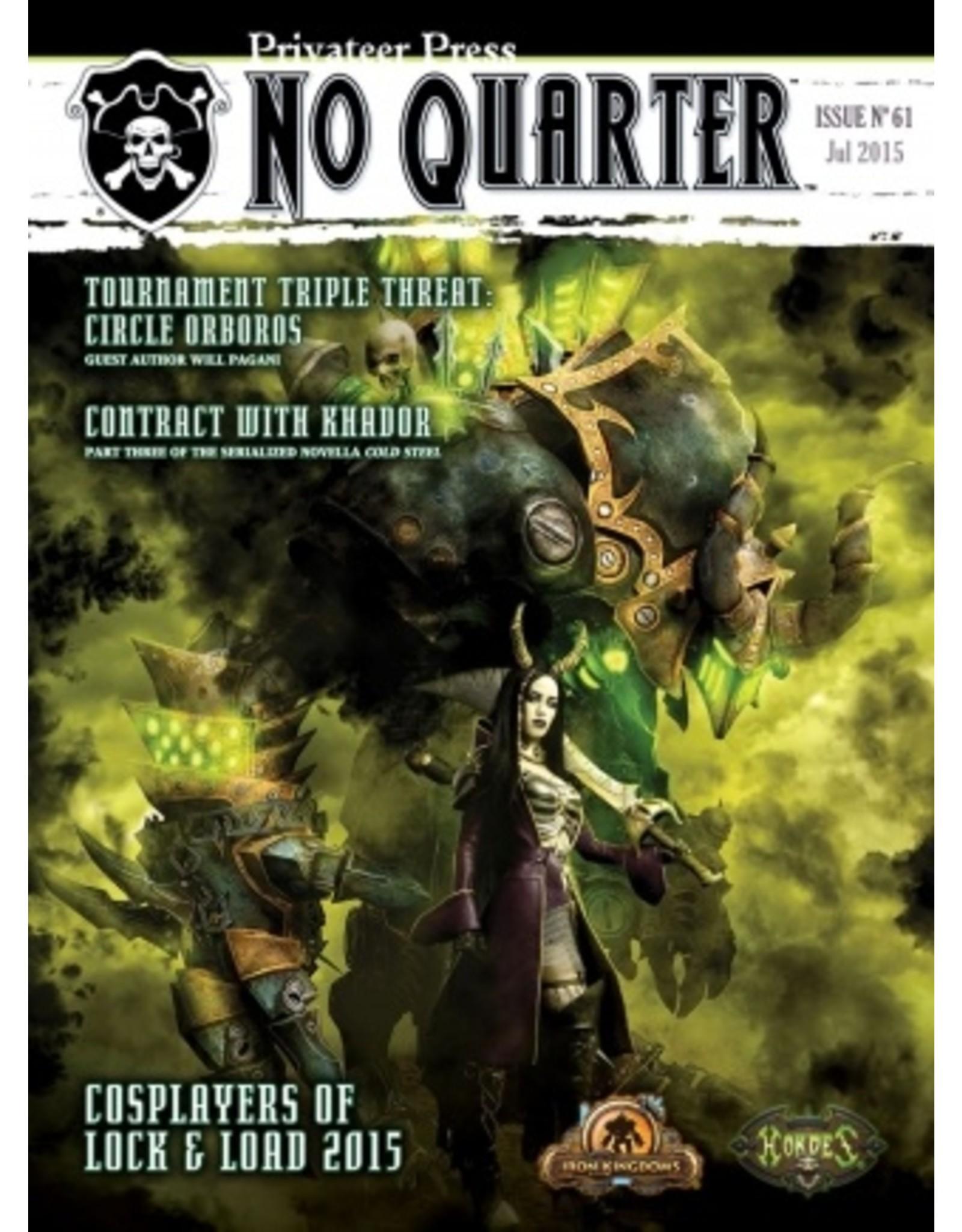NO QUARTER #61