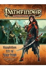 Pathfinder RPG: Adventure Path - The Serpents Skull Part 3 - The City of Seven Spears